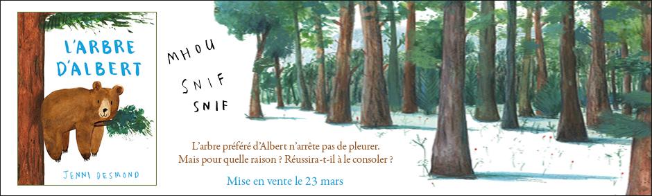 L'Arbre d'Albert (Mise en vente le 23 mars)