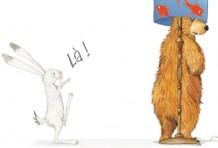 Lièvre et Ours : Où est Ours ? (Mise en vente le 2 mars)