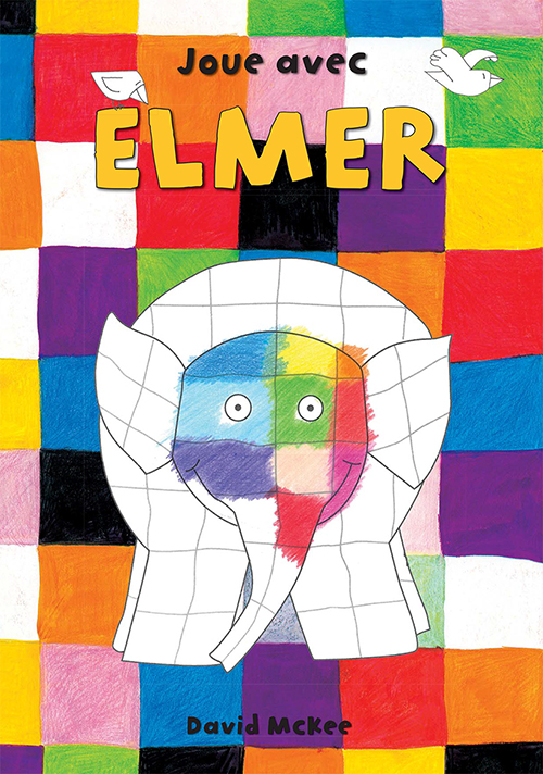Joue avec Elmer