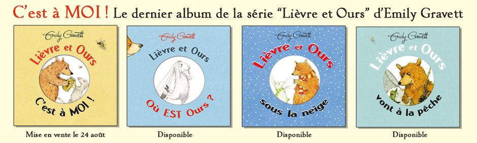 Lièvre et Ours : C'est à MOI !