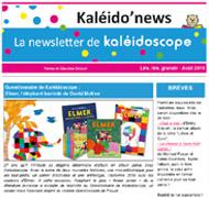 Kaléido'news - août 2016