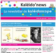 Kaléido'news – février 2016