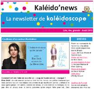 Kaléido'news - août 2015
