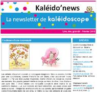 Kaléido'news – février 2015