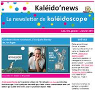 Kaléido'news – janvier 2016