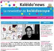 Kaléido'news – juin 2016