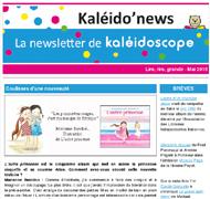 Kaléido'news – mai 2015