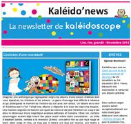 Kaléido'news – novembre 2014
