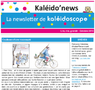 Kaléido'news - octobre 2014