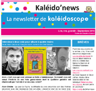 Kaléido'news – septembre 2016