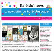 Kaléido'news – octobre 2016