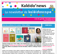 Kaléido'news – novembre 2016