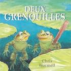 Deux grenouilles