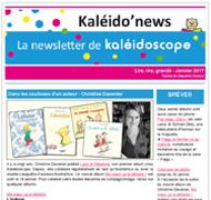 Kaléido'news – janvier 2017