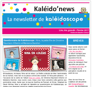 Kaléido'news – février 2017