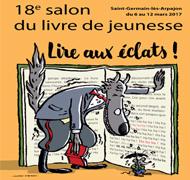 Geoffroy de Pennart sera au 18ème salon du livre de Saint-Germain-lès-Arpajon
