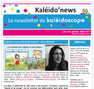 Kaléido'news – mars 2017