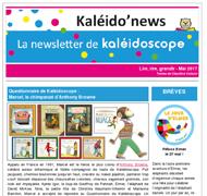 Kaléido'news – mai 2017