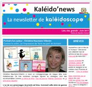 Kaléido'news – juin 2017