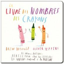 Le livre des nombres des crayons