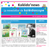 Kaléido'news - août 2017