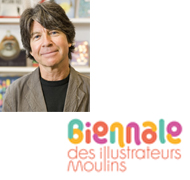 Anthony Browne sera à la 4ème Biennale des illustrateurs de Moulins