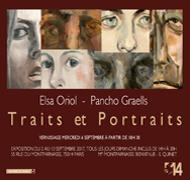 Exposition Elsa Oriol et Pancho Graells