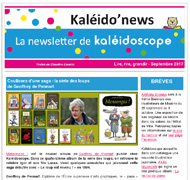 Kaléido'news - septembre 2017