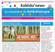 Kaléido'news - octobre 2017
