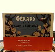 « Gérard et le machin collant » lauréat 2017 du prix du livre petite enfance de Gaillac