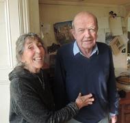 Helen Oxenbury et John Burningham ont remporté chacun le BookTrust Lifetime Achievement Award