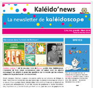 Kaléido'news – mars 2018