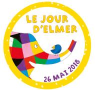 Fêtons le jour d'Elmer le 26 mai !