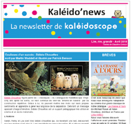 Kaléido'news – avril 2018