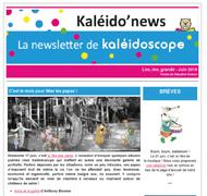 Kaléido'news - juin 2018