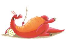 Lubin pourfendeur de dragons (ou presque)