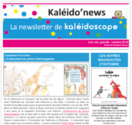 Kaléido'news – octobre 2018
