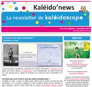 Kaléido'news - novembre 2018