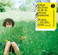 Nos auteurs en dédicace au Salon du Livre et de la Presse jeunesse de Montreuil 2018