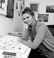 Linda Ólafsdóttir Teiknari
