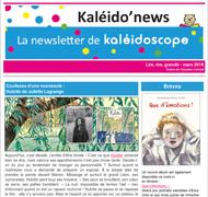 Kaléido'news – mars 2019