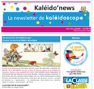 Kaléido'news - mai 2019