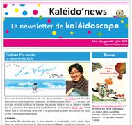 Kaléido'news – juin 2019