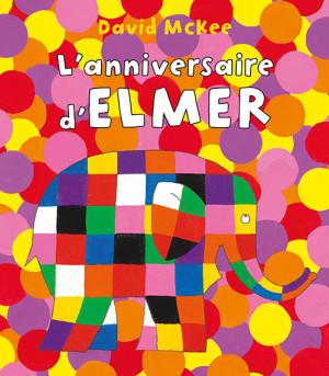 L'anniversaire d'Elmer