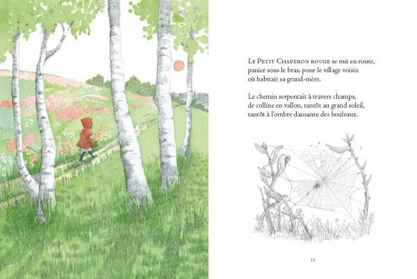 Le Petit Chaperon rouge | Kaléidoscope - Lire, rire et grandir ...