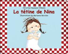 La tétine de Nina tout-carton