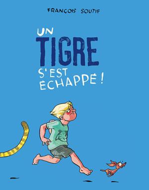 Un tigre s'est échappé !
