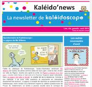 Kaléido'news – août 2019
