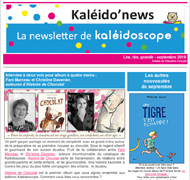 Kaléido'news – septembre 2019