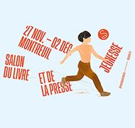 Nos auteurs en dédicace au Salon du Livre et de la Presse jeunesse de Montreuil 2019